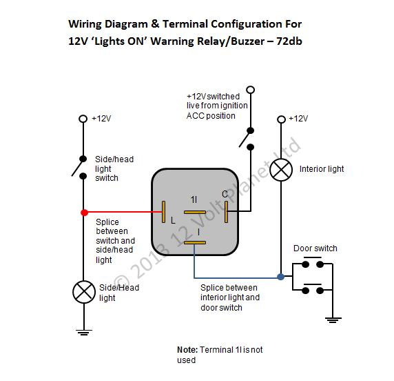 Relays in addition 984750 Converted Extra Wires likewise 12v 48v Dc Speed Control 50a External Case Model likewise Electrical besides 12 Volt Automotive Relay Diagram. on 12 volt starter wiring diagram